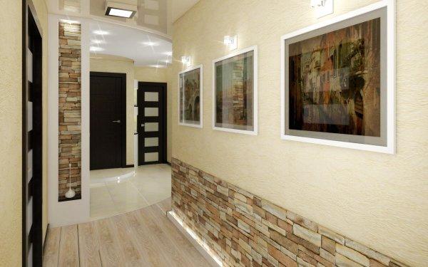 Дизайн проект квартиры в пос. Тарасово