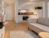 Ремонт квартиры в светлых тонах фото