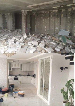 Ремонт трехкомнатной квартиры в Минске