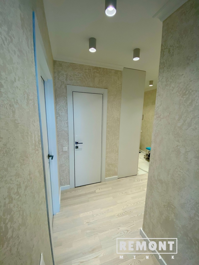 Двухкомнатная квартира в Маяке Минска, ул. Франциска Скорины, 5